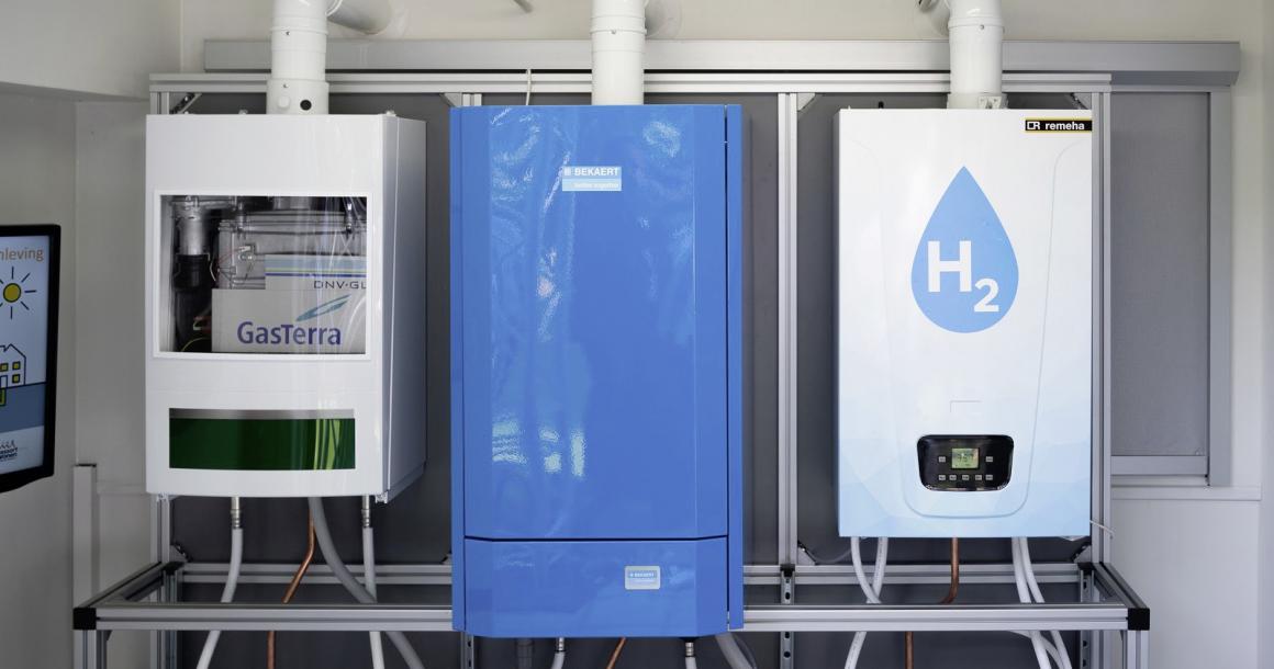 Genie Climatique Magazine: La chaudière à hydrogène de BDR Thermea débarque en France.